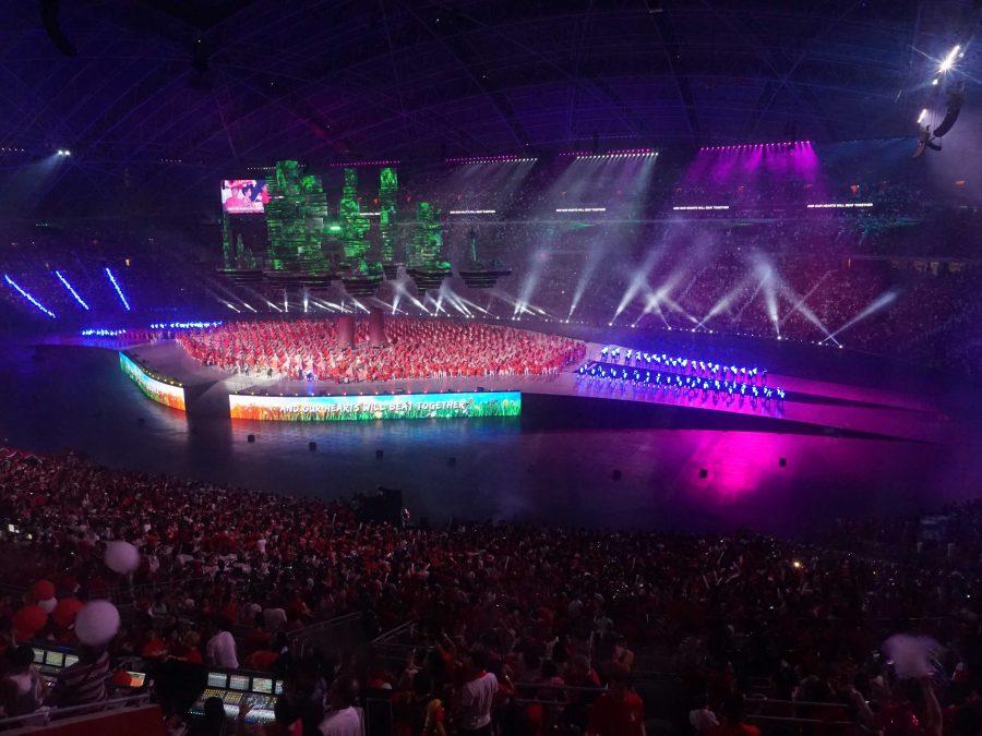 CODA AiRAY Power Reigns Supreme on Singapore Parade