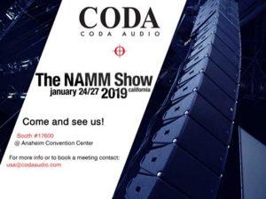 Coda The NAMM Show