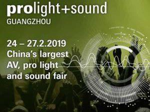 Coda prolight+sound GUANGZHOU – International Professional Light and Sound Exhibition