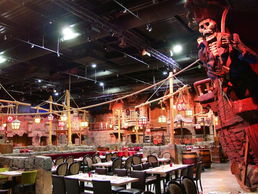 CODA Audio Delivers Swashbuckling Sound Solution for Pirates Paradise