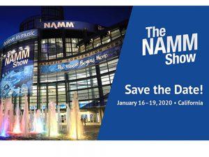 Coda The NAMM Show 2020