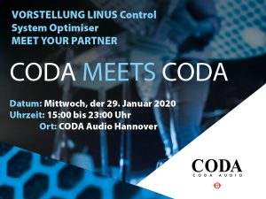 Coda CODA meets CODA