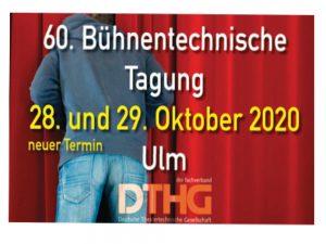 Coda BTT – Bühnentechnische Tagung Ulm