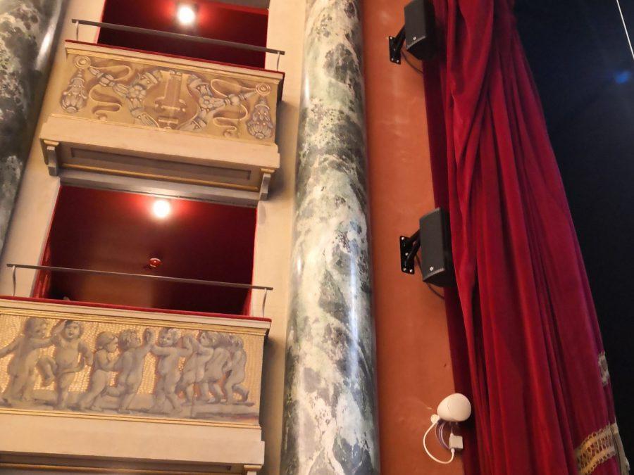 DECIMA 1948 Supplies CODA Audio for Donizetti Renaissance